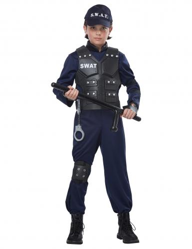 Déguisement swat enfant-1