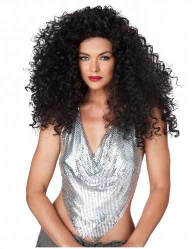 Perruque diva disco femme
