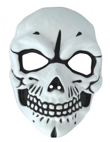 Masque squelette adulte