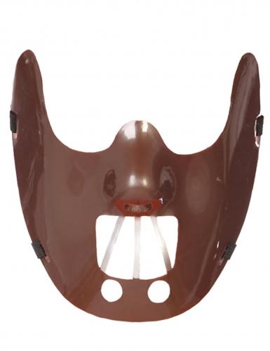 Demi masque cannibale adulte-1
