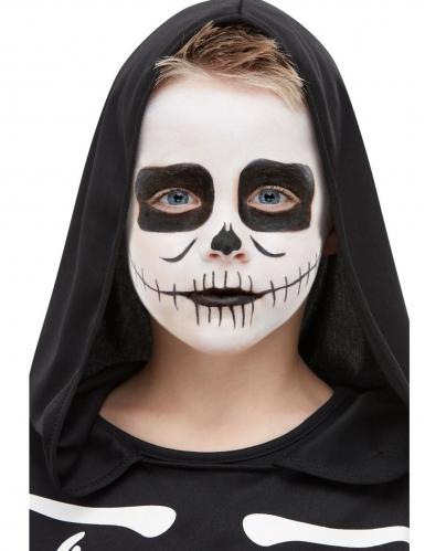Kit de Make Up FX squelette enfant