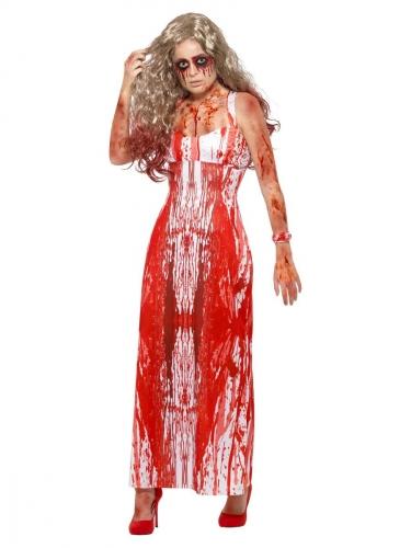Déguisement reine du bal de promo sanglante femme