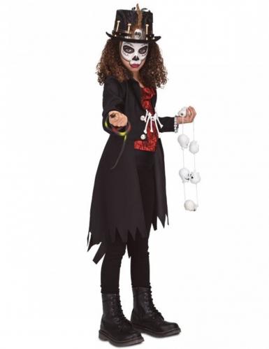 Déguisement sorcière vaudou fille