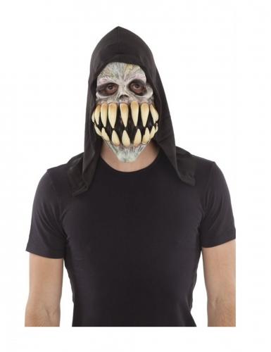 Masque latex grandes dents adulte
