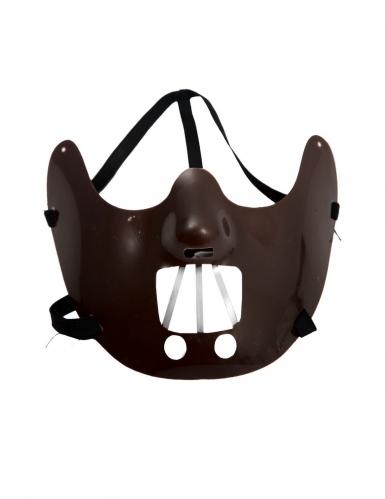 Demi masque cannibale