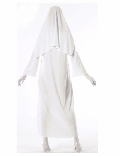 Déguisement fantôme nonne femme-1