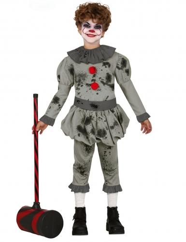 Déguisement clown psychopathe garçon