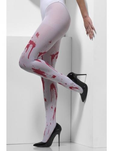 Pack déguisement et accessoire de zombie écolière femme-2
