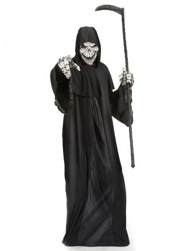 Pack déguisement et accessoire de faucheur homme-1