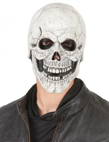 Pack déguisement et accessoire de faucheur homme-4