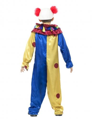 Déguisement clown chair de poule enfant-2