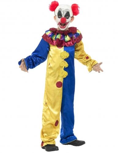 Déguisement clown chair de poule enfant