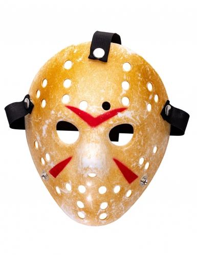 Masque hockey en plastique-1