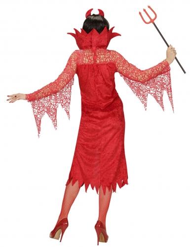 Déguisement diablesse rouge femme-2