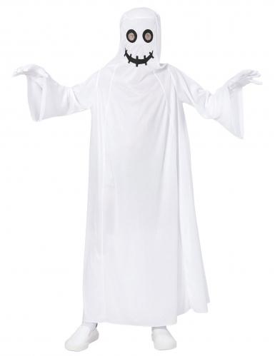 Déguisement fantôme blanc enfant