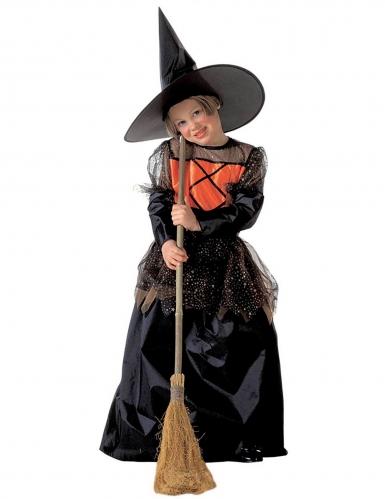 Déguisement sorcière élégante enfant