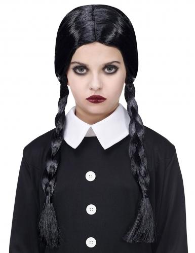 Perruque gothique enfant