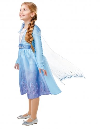 Déguisement classique Elsa La Reine des neiges 2™ fille-1