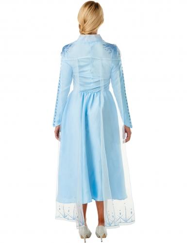 Déguisement Elsa La Reine des neiges 2™ femme-1
