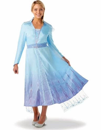 Déguisement Elsa La Reine des neiges 2™ femme