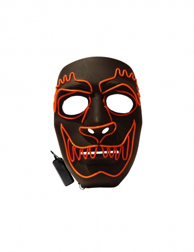 Masque luxe LED loup-garou adulte