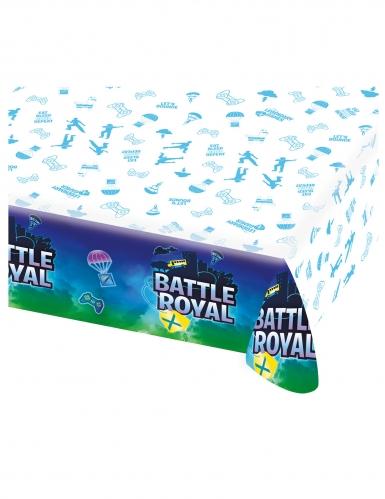 Nappe en plastique battle royale 137 x 243 cm