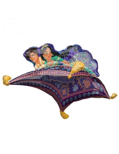 Ballon aluminium recto verso Aladdin™ 106 x 63 cm