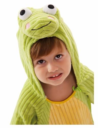 Déguisement combinaison petite grenouille enfant-1