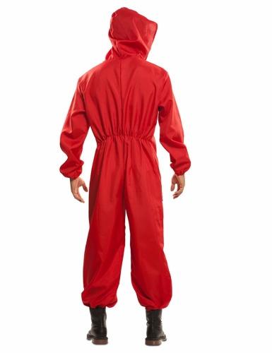 Coffret déguisement luxe La Casa de Papel™ adulte-5