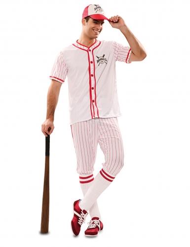 Déguisement joueur de baseball homme