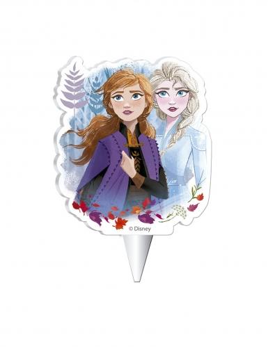 Bougie d'anniversaire La Reine des Neiges 2™ 7,5 cm