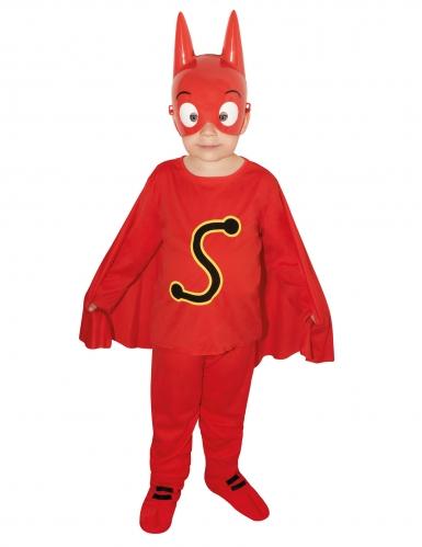 Déguisement et masque SamSam™ enfant