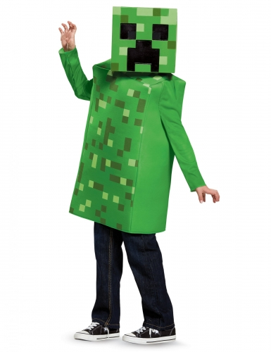Déguisement Creeper Classique Minecraft™ enfant