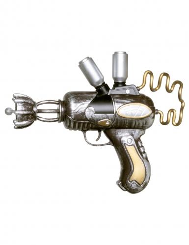 Pistolet steampunk 25 cm