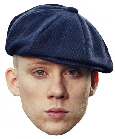 Masque en carton Joe Cole