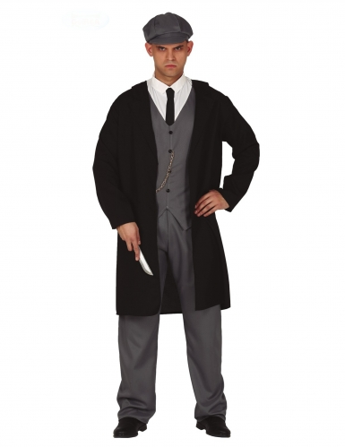 Déguisement gangster anglais homme