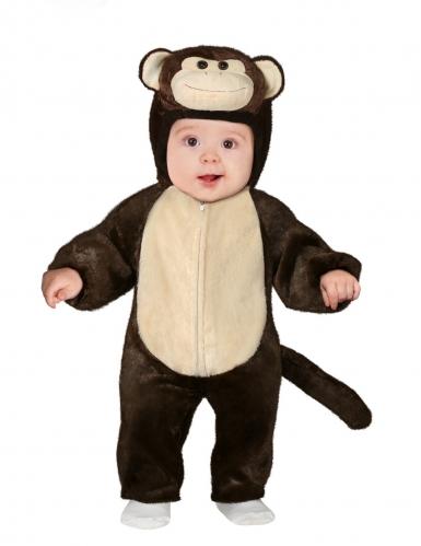 Déguisement petit singe bébé