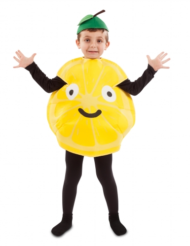 Déguisement petit citron enfant