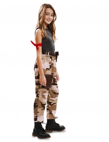 Déguisement soldat fille-1