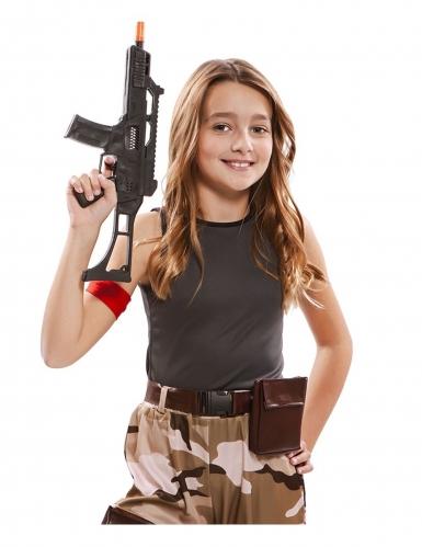 Déguisement soldat fille-3