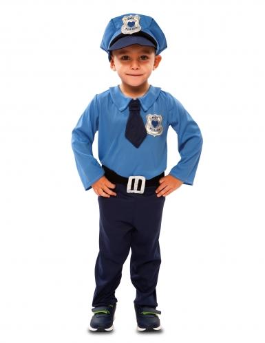 Déguisement agent de police garçon