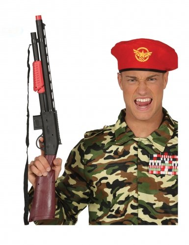 Fusil à répétition 68 cm