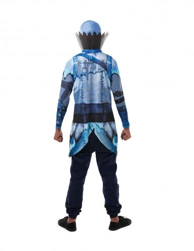 Top et masque Winter Raven Fortnite™ enfant-2