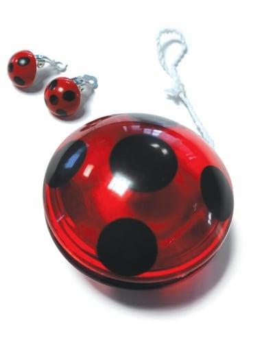 Set 4 accessoires Miraculous Ladybug™ enfant-2