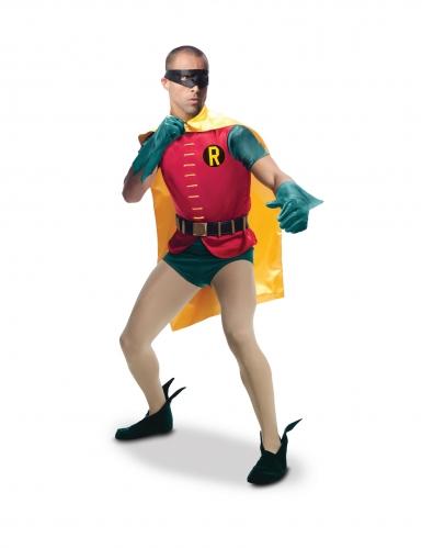 Déguisement grand héritage Robin Batman 1966™ homme