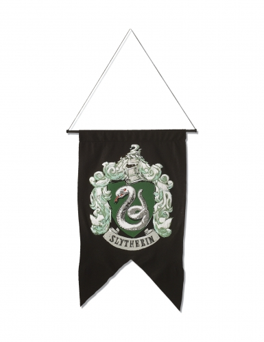 Etendard en feutrine Serpentard Harry Potter™