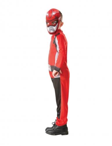 Déguisement classique Power Rangers™ rouge enfant-1