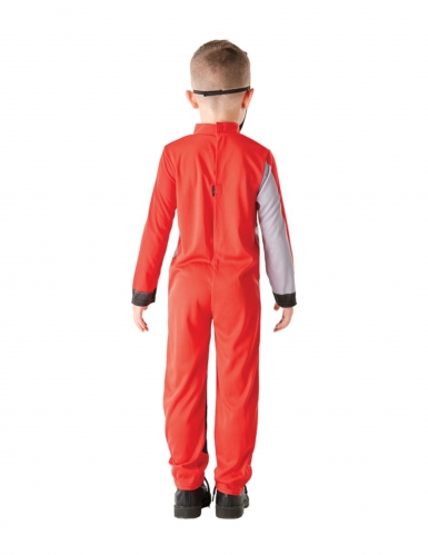 Déguisement classique Power Rangers™ rouge enfant-2