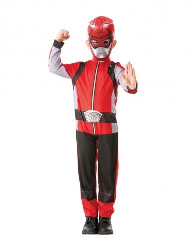 Déguisement classique Power Rangers™ rouge enfant-3