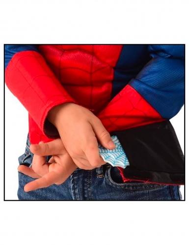Top et cagoule luxe Spiderman™ enfant-1